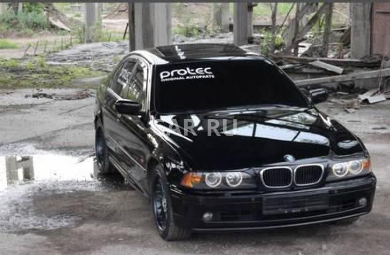 BMW 5-series, Ангарск