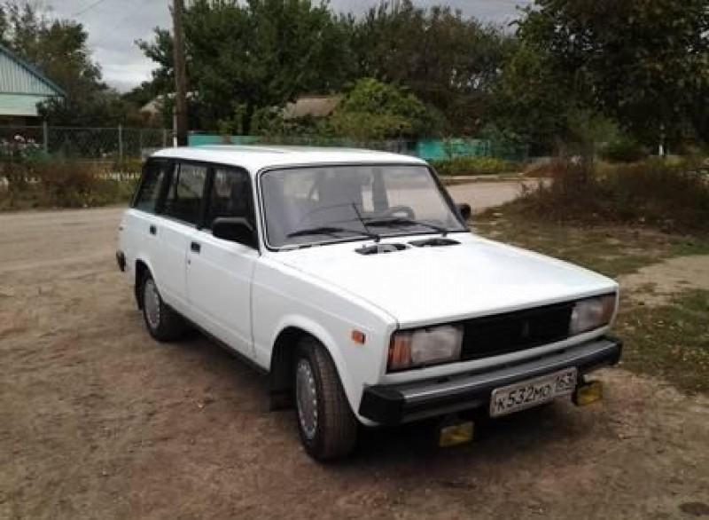 Lada 2104, Азовское