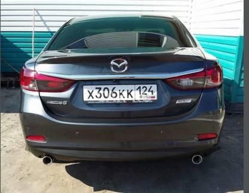 Mazda 6, Ачинск