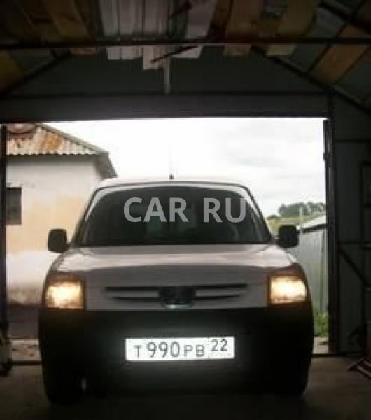 Peugeot Partner Origin, Алтайское