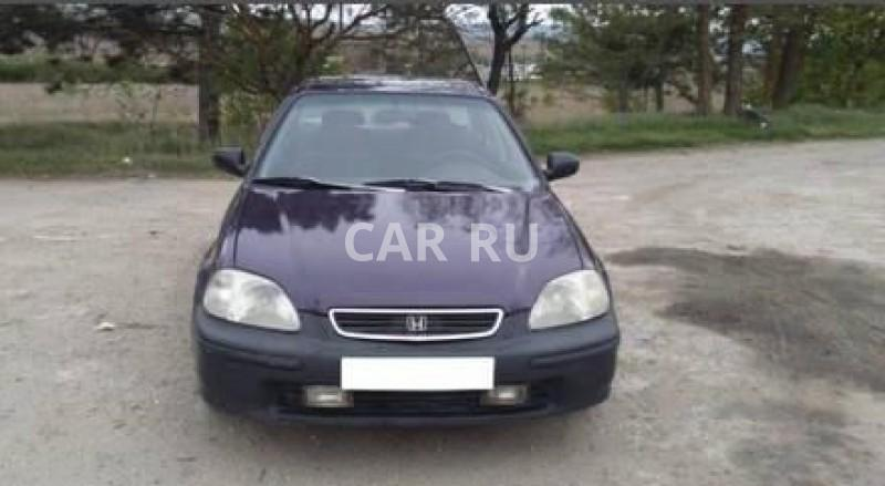 Honda Civic, Бахчисарай