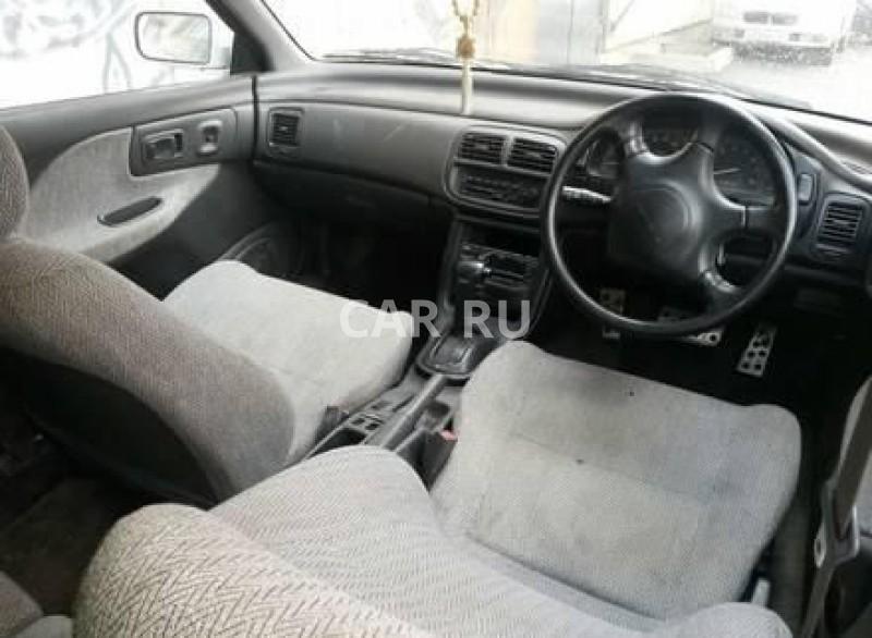 Subaru Impreza, Амурск