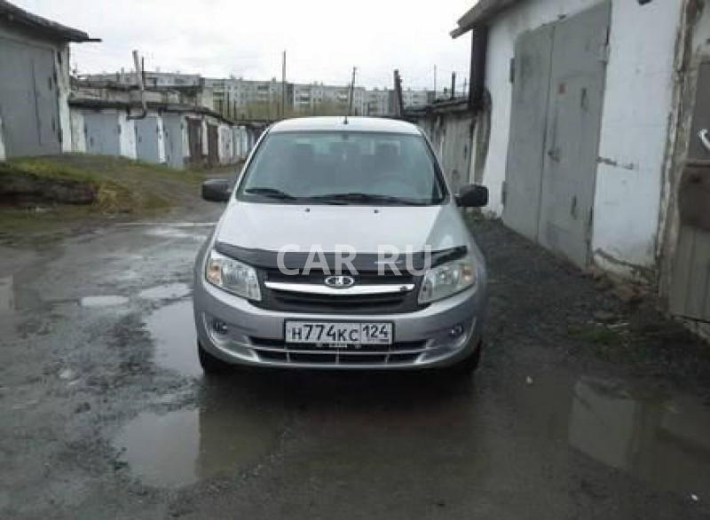 Лада Granta, Ачинск
