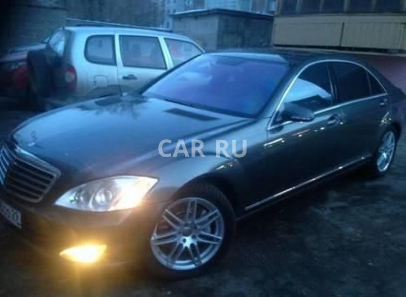 Mercedes S-Class, Архангельск