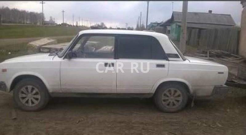 Lada 2107, Ачинск