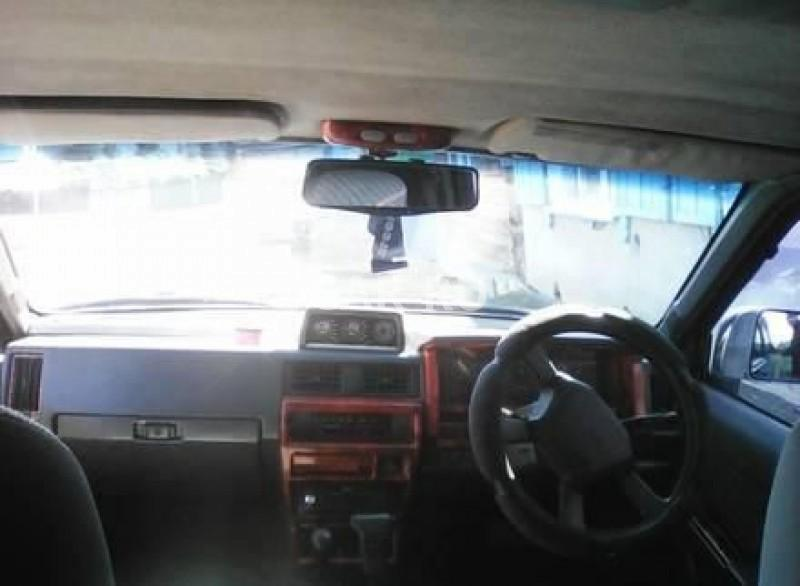 Nissan Terrano, Бабушкин