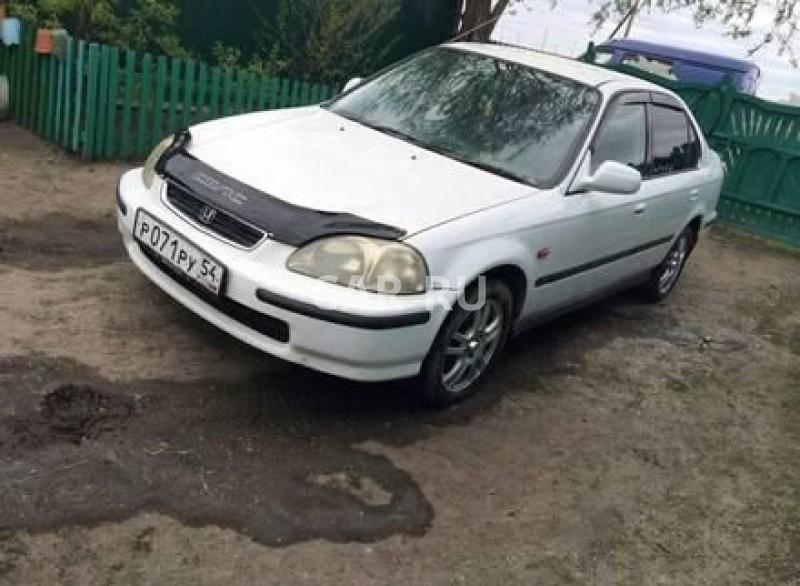 Honda Civic, Баган