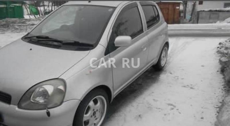 Toyota Vitz, Анжеро-Судженск