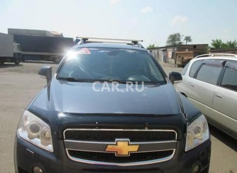 Chevrolet Captiva, Абакан