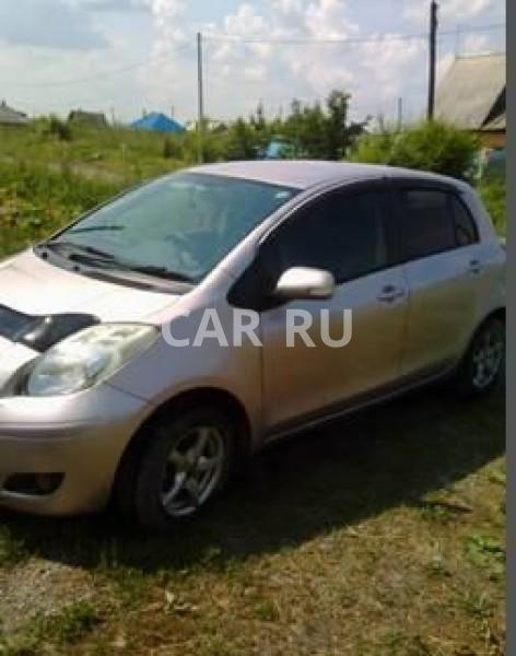 Toyota Vitz, Белово