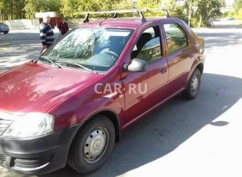 Renault Logan, Ачинск