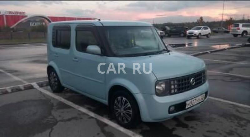 Nissan Cube, Барнаул