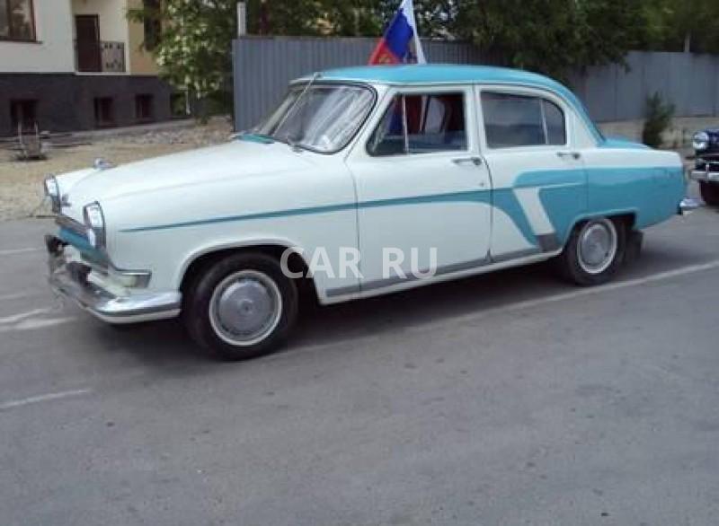 Газ Volga, Анапа