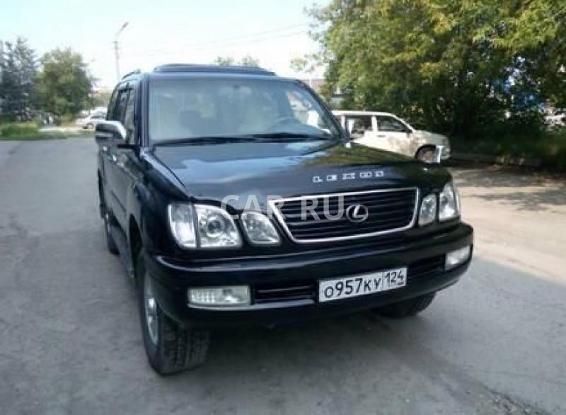 Lexus LX, Ачинск