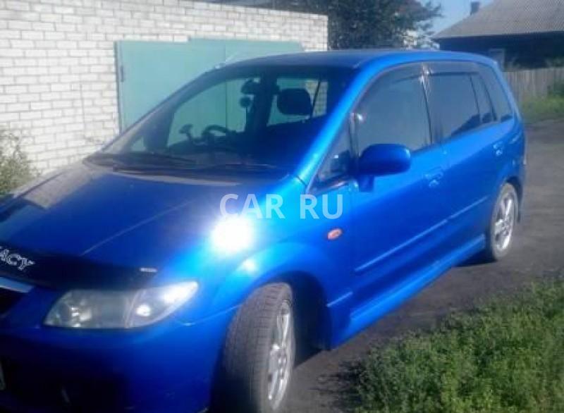 Mazda Premacy, Барнаул