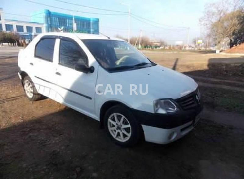 Renault Logan, Армавир