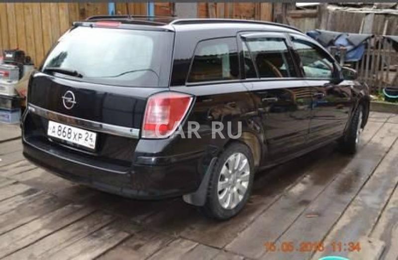 Opel Astra, Агинское