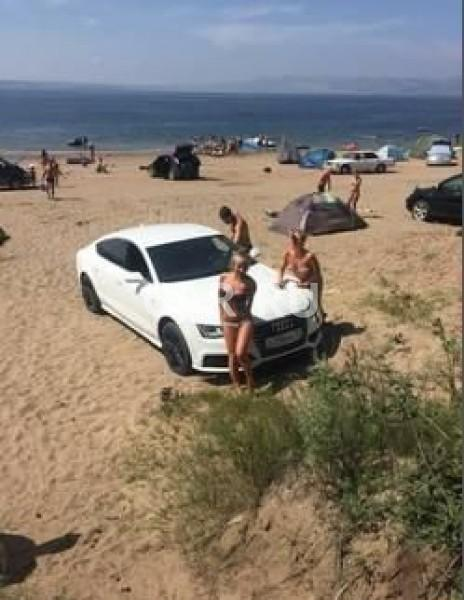 Audi A7, Абакан