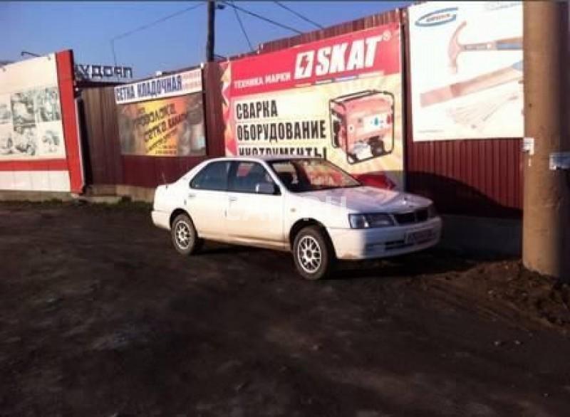 Nissan Bluebird, Артём