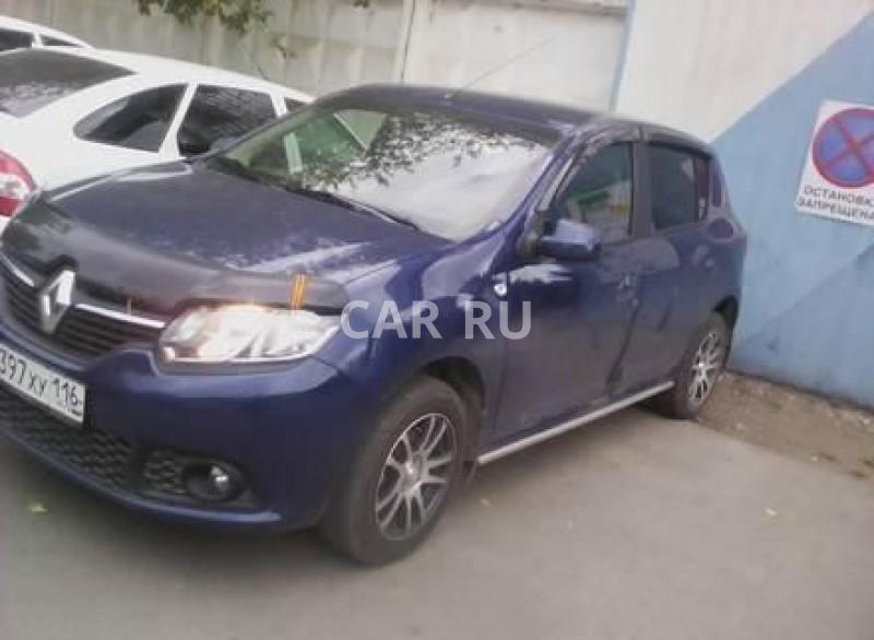 Renault Sandero, Альметьевск