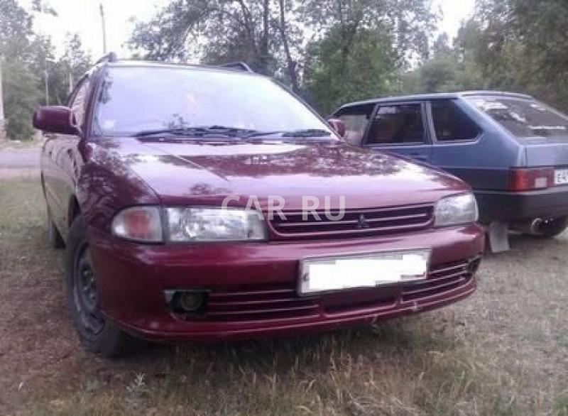 Mitsubishi Libero, Абакан