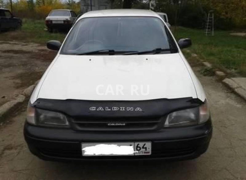 Toyota Caldina, Балаково