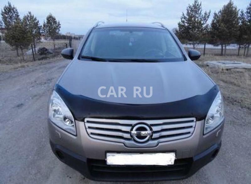 Nissan Qashqai+2, Белово