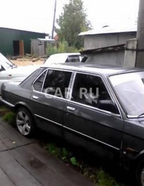 BMW 5-series, Асино