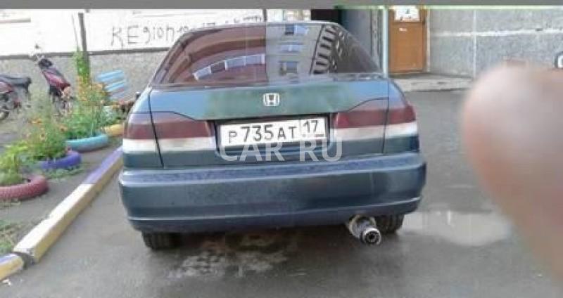 Honda Domani, Абакан