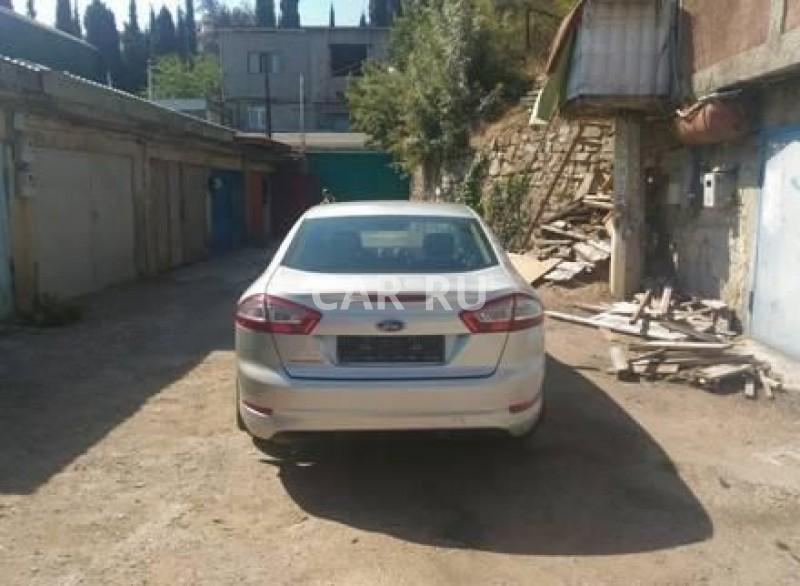 Ford Mondeo, Алушта