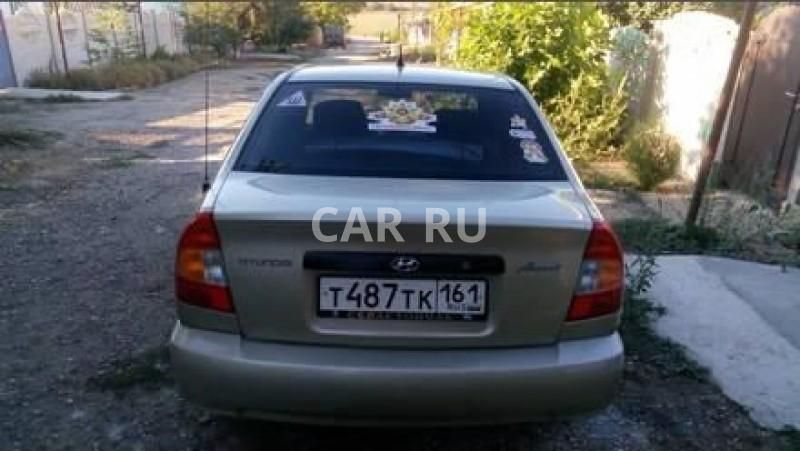 Hyundai Accent, Бахчисарай