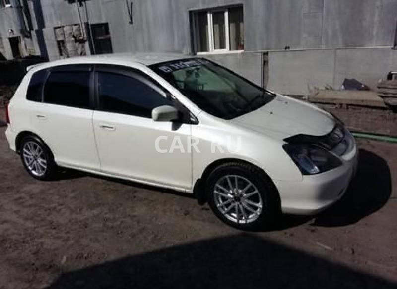 Honda Civic, Барабинск