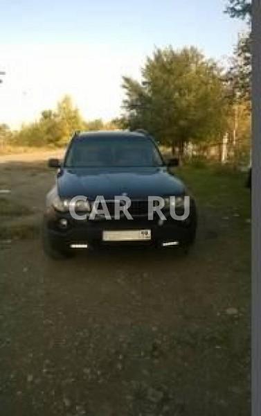 BMW X3, Абакан