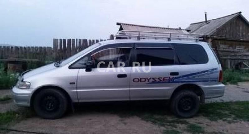 Honda Odyssey, Агинское