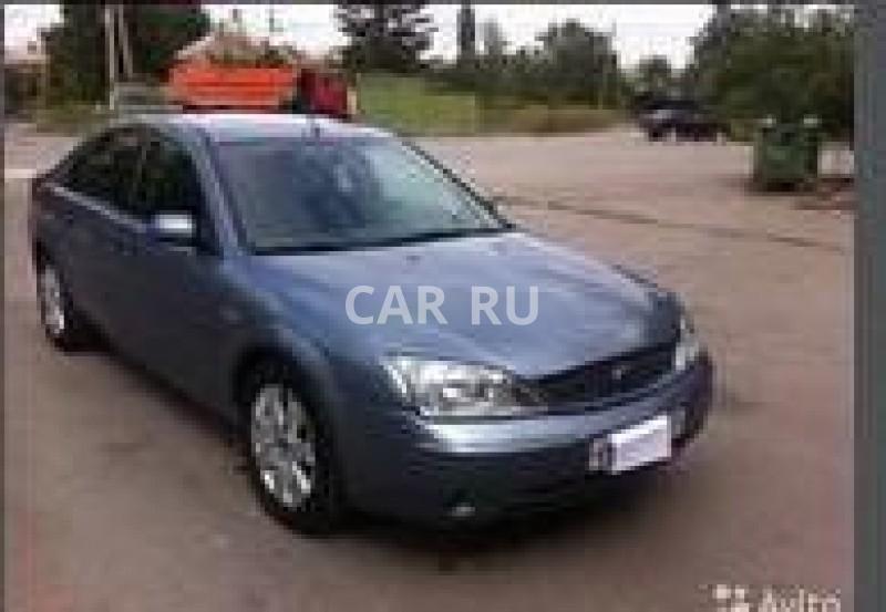 Ford Mondeo, Ангарск