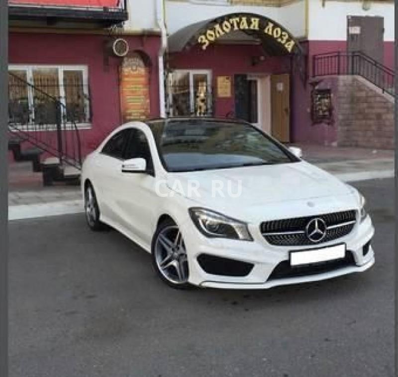 Mercedes CLA-Class, Астрахань