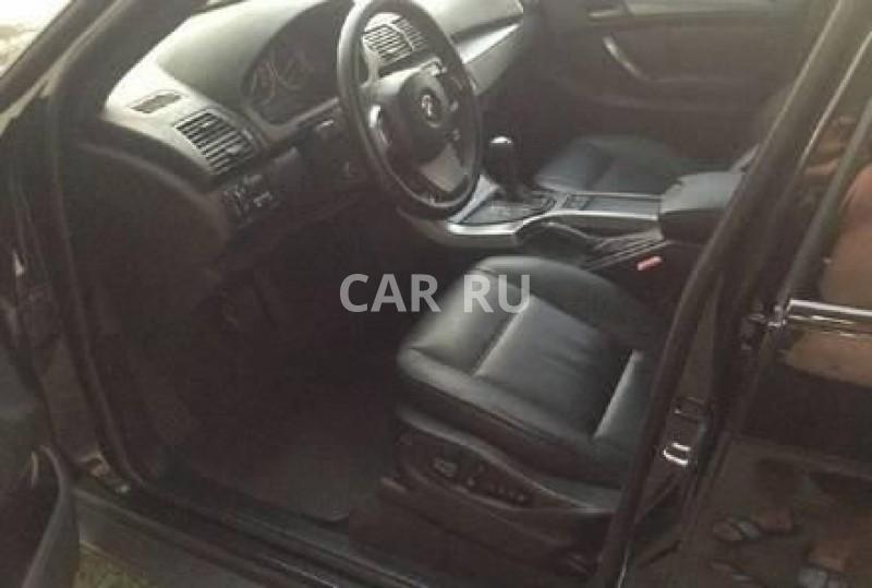 BMW X5, Аннино