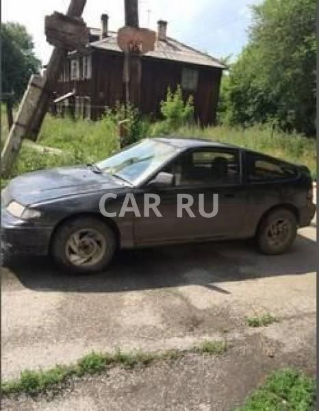 Honda CR-X, Белово
