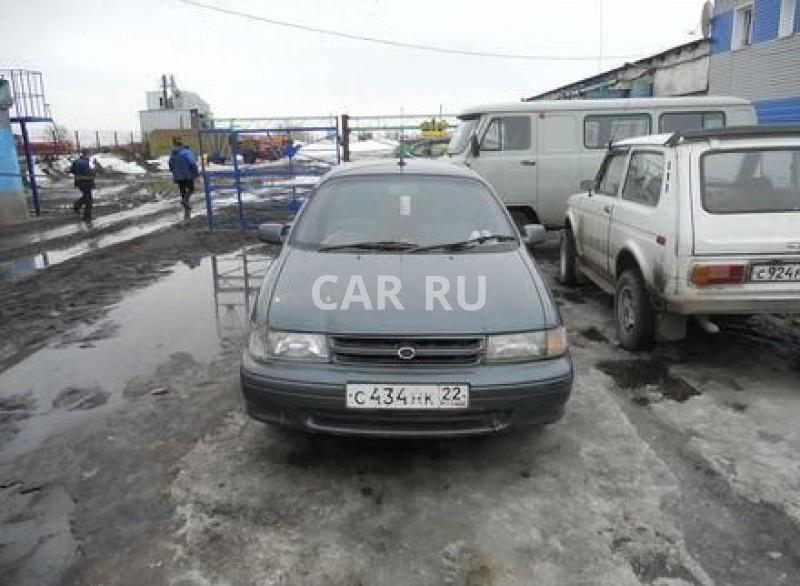 Toyota Corsa, Барнаул