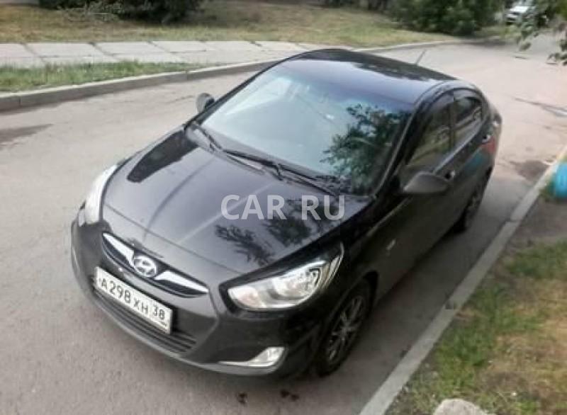 Hyundai Solaris, Ангарск