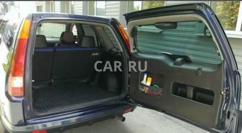 Honda CR-V, Ачинск