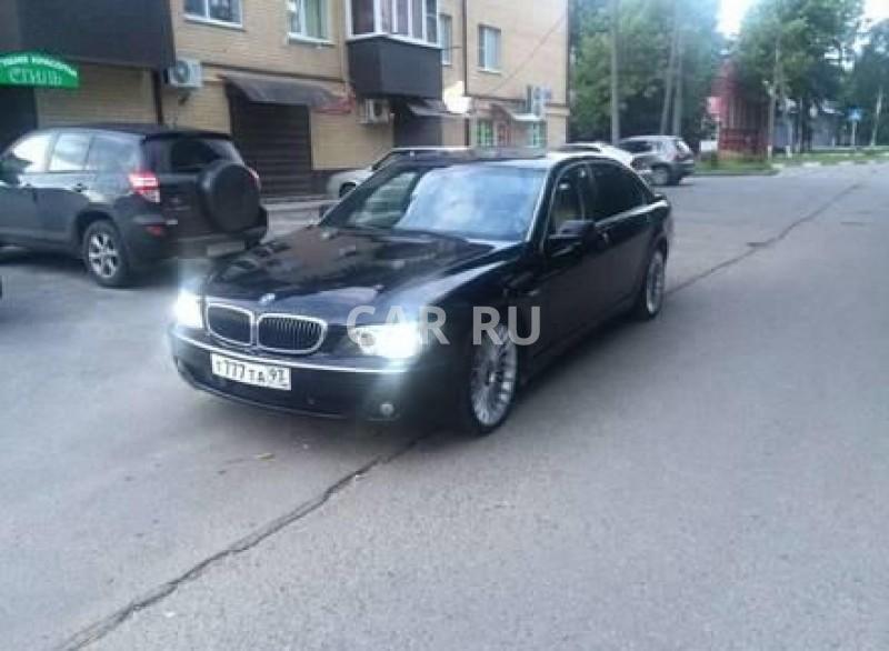 BMW 7-series, Армавир