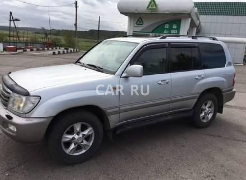 Toyota Land Cruiser, Белово