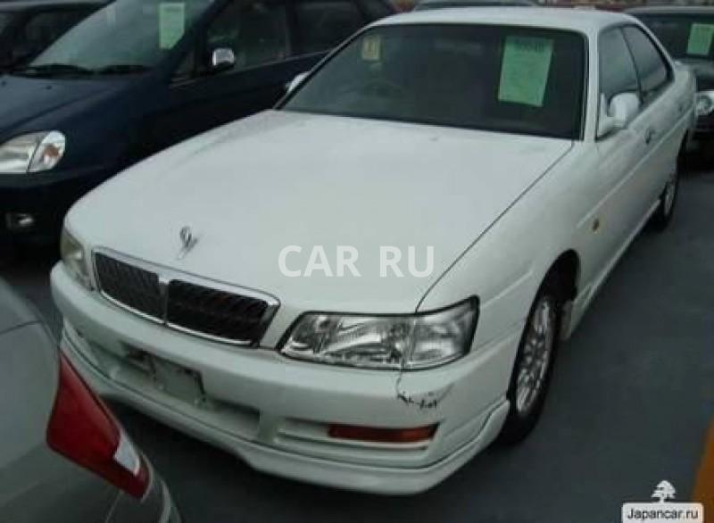 Nissan Laurel, Ахтанизовская