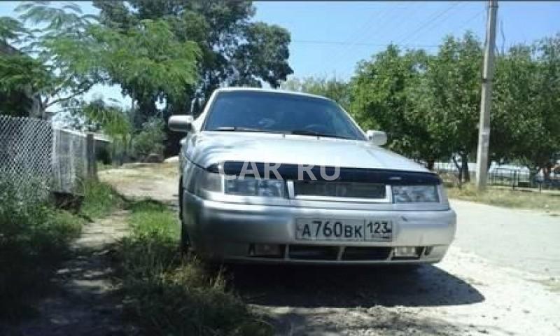 Lada 2112, Бахчисарай