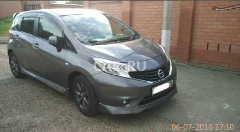 Nissan Note, Армавир