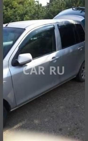 Mazda Demio, Анапа
