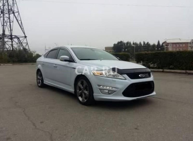 Ford Mondeo, Абакан