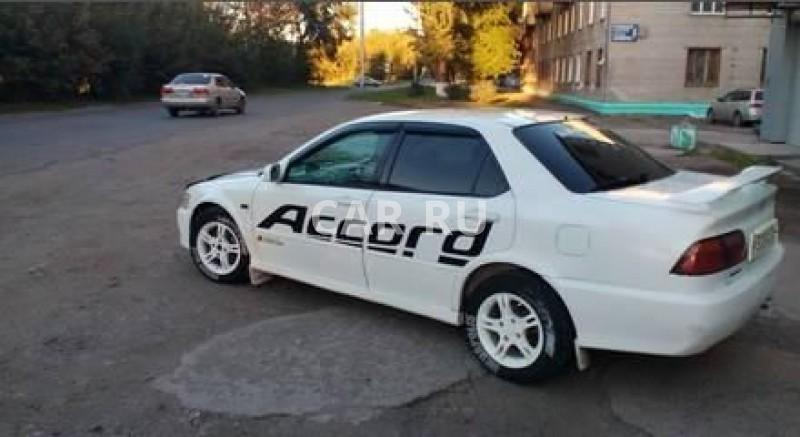 Honda Accord, Барнаул