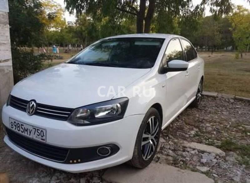 Volkswagen Polo, Бахчисарай